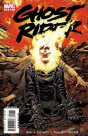 Ghost Rider #18 (2008) Marvel comic book
